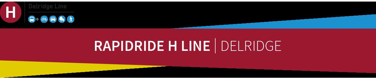 SDOT Rapid Ride H Line, Delridge